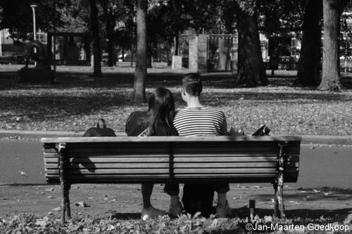 Fototoek Songteksten Les Amoureux Des Bancs Publics