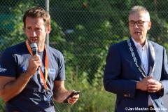 20181265 Prijsuitreiking Jan Bunt en Michiel Verbeek